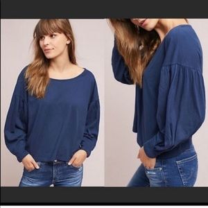 T.la by Anthropologie top